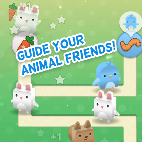Animal Trail Android Game