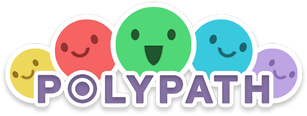 Poly Path game logo for Android